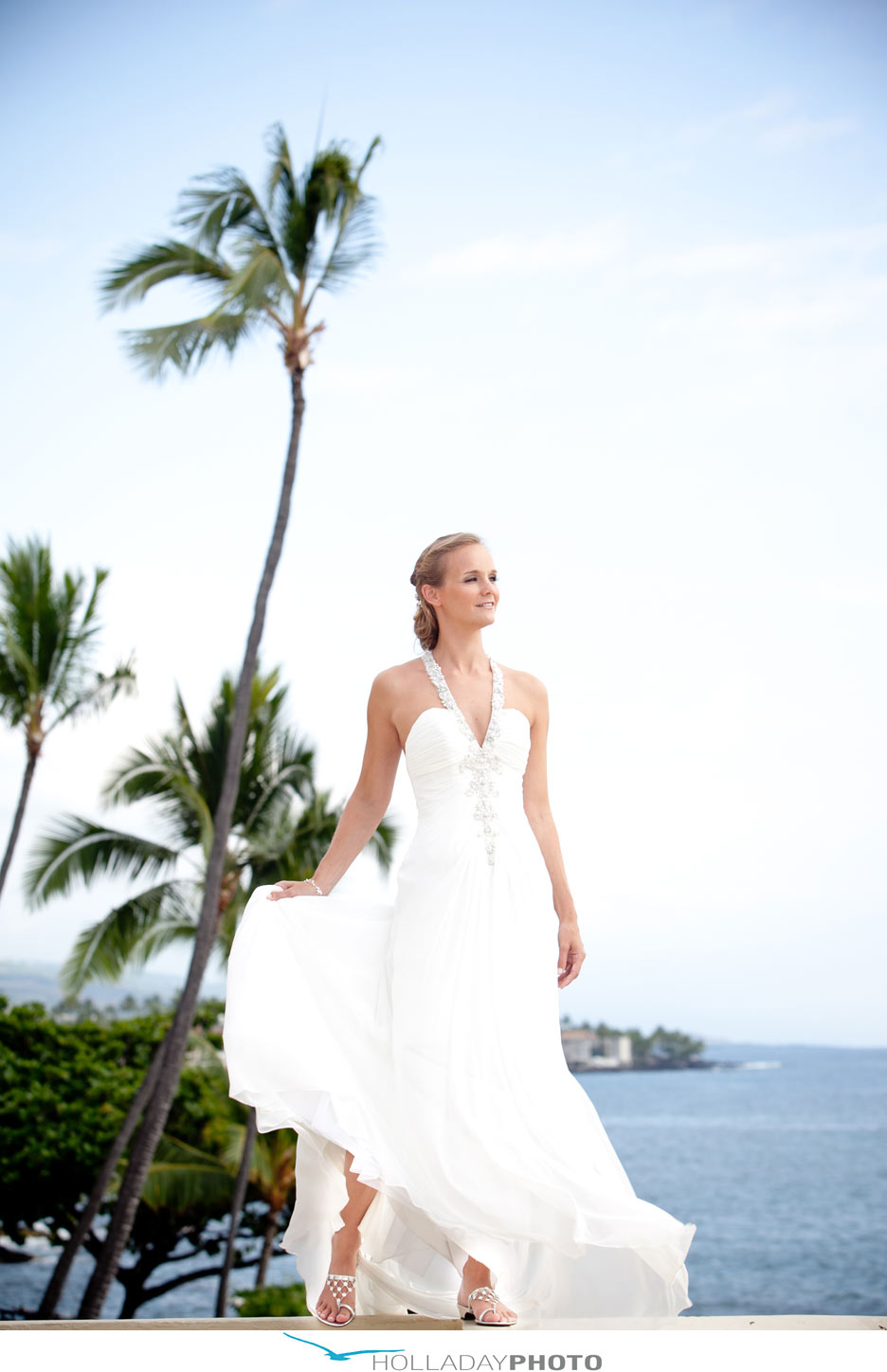 Kona Hawaii Wedding photography big island