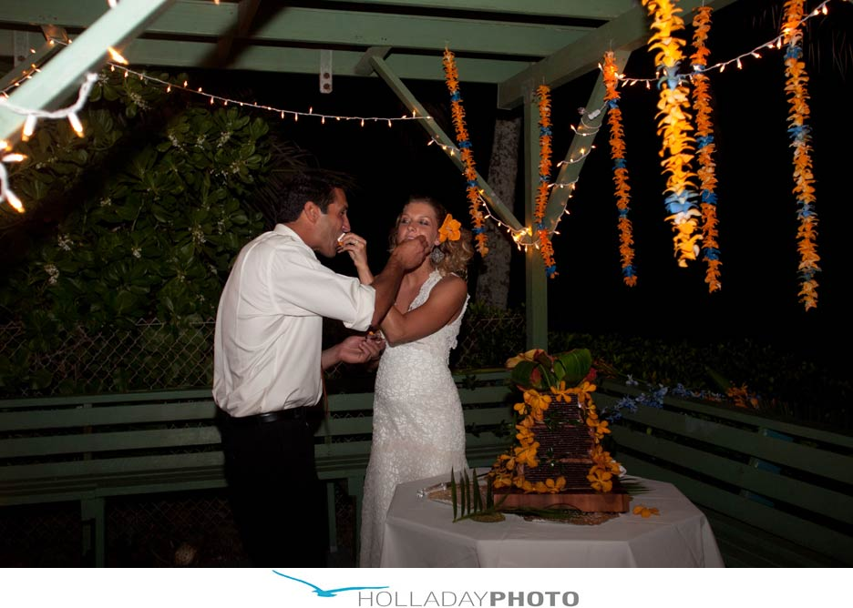 Hawaii-wedding-Cake-1