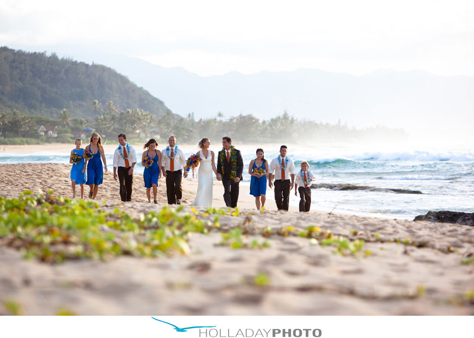 Hawaii-wedding-sunset-beach-north-shore-3