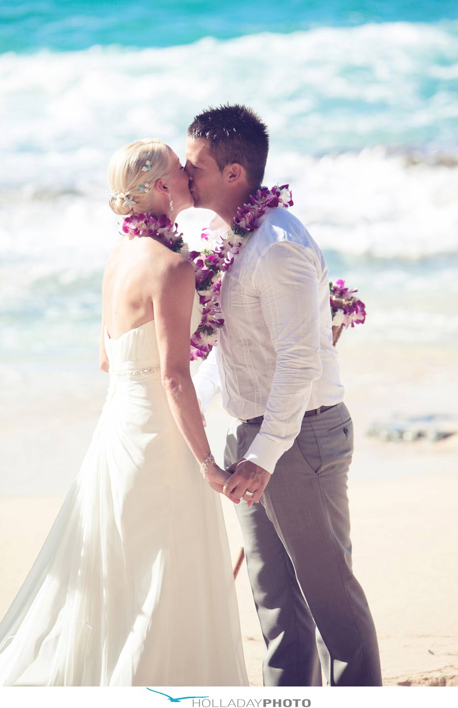 Turtle-bay-beach-wedding-hawaii