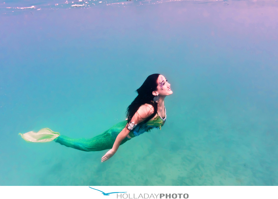 Underwater Mermaid Photography