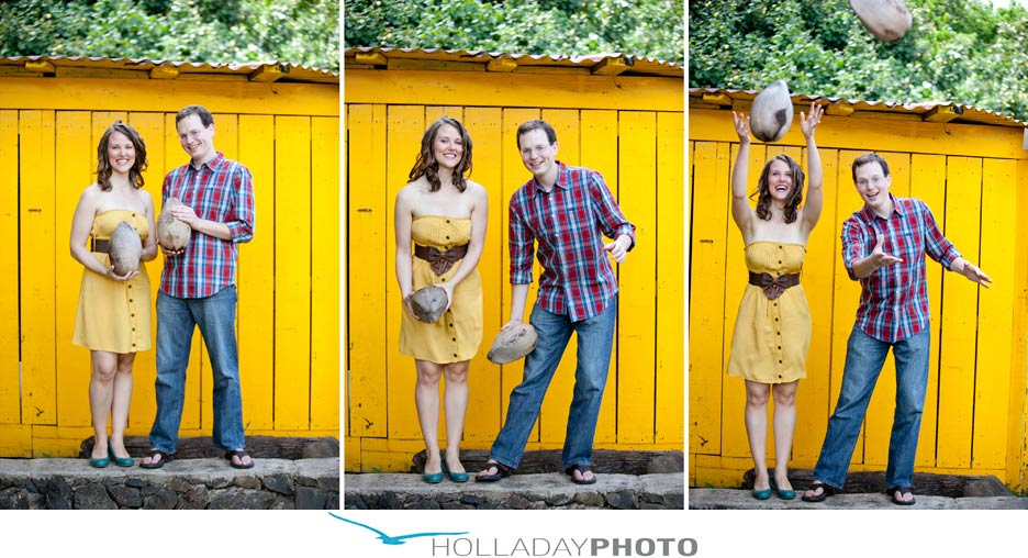 Engagement photographers