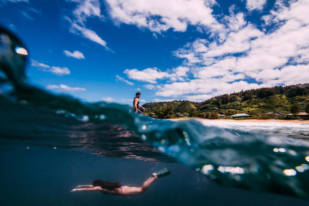 Hawaii Surf Photography