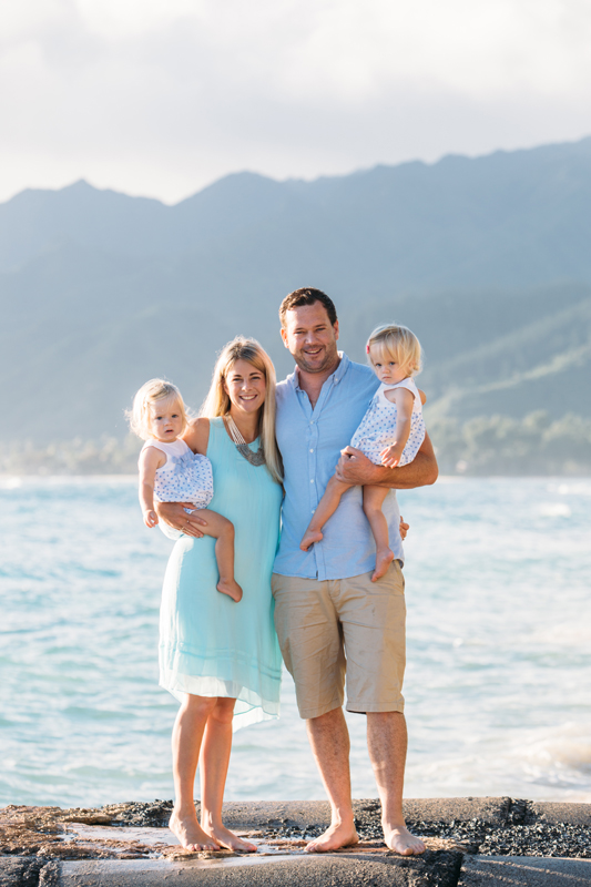 Hawaii family photographer